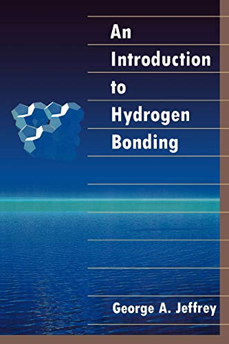 9780195095494: An Introduction to Hydrogen Bonding (Topics in Physical Chemistry)