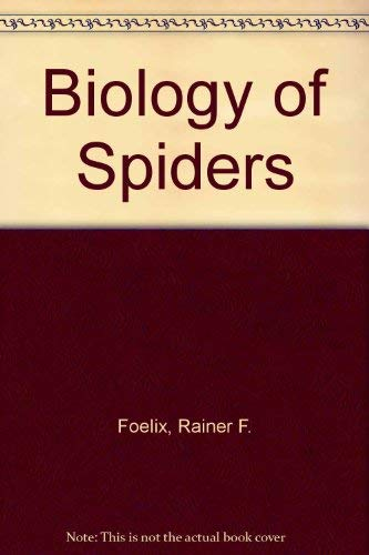 9780195095937: Biology of Spiders