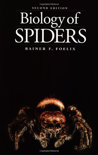 9780195095944: Biology of Spiders