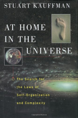 9780195095999: At Home in the Universe: The Search for the Laws of Self-Organization and Complexity