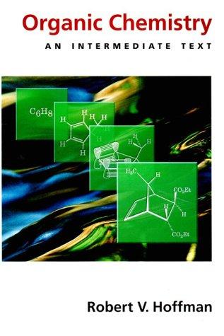 9780195096187: Organic Chemistry: An Intermediate Text