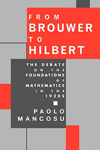 From Brouwer To Hilbert: The Debate on