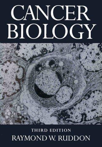 9780195096910: Cancer Biology