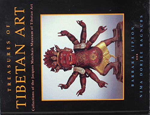 9780195097139: Treasures of Tibetan Art: The Collections of the Jacques Marchais Museum of Tibetan Art