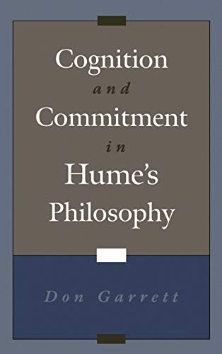 9780195097214: Cognition and Commitment in Hume's Philosophy