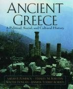 9780195097436: Ancient Greece: A Political, Social, and Cultural History