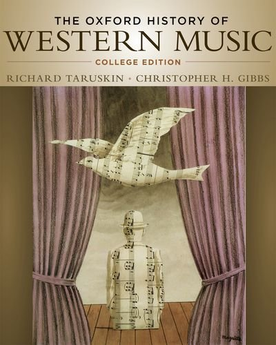 9780195097627: The Oxford History of Western Music: College Edition