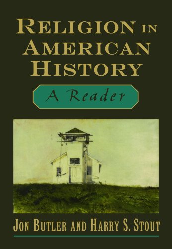 9780195097764: Religion in American History: A Reader