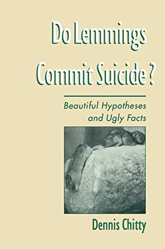 9780195097863: Do Lemmings Commit Suicide?: Beautiful Hypotheses and Ugly Facts