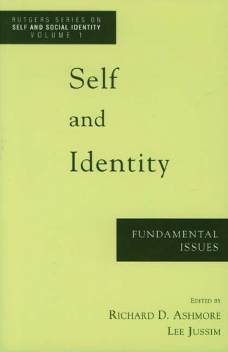 9780195098266: Self and Identity: Fundamental Issues (Rutgers Series on Self and Social Identity, Volume, 1)