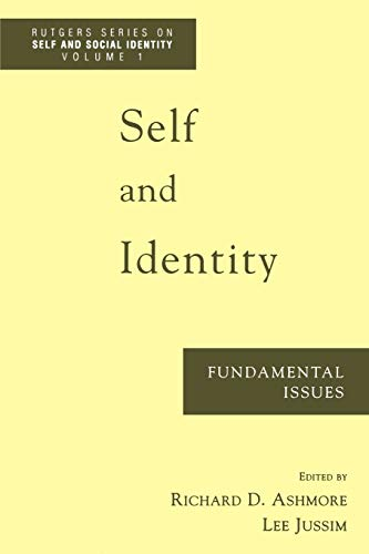 9780195098273: Self and Identity: Fundamental Issues (Rutgers Series on Self and Social Identity)