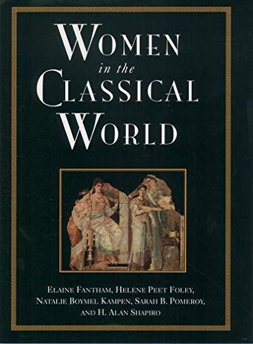 9780195098624: Women in the Classical World: Image and Text