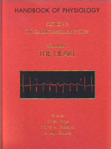 9780195098860: Handbook of Physiology, Section 2: The Cardiovascular System, Vol I: The Heart