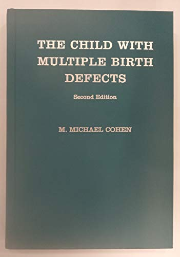9780195099263: The Child with Multiple Birth Defects (Oxford Monographs on Medical Genetics)
