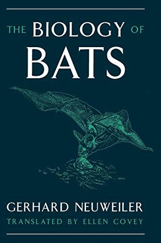 9780195099515: Biology of Bats