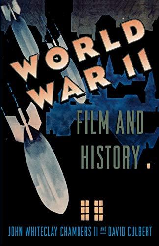 9780195099676: World War II, Film, and History