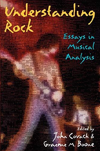 9780195100051: Understanding Rock: Essays in Musical Analysis