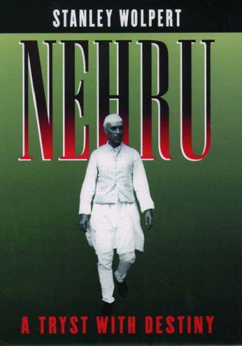 9780195100730: Nehru: A Tryst with Destiny