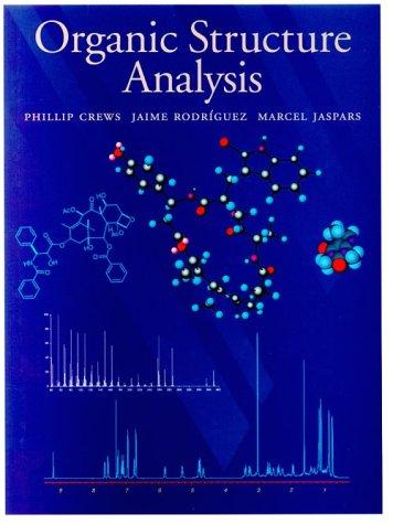 9780195101027: Organic Structure Analysis (Topics in Organic Chemistry)