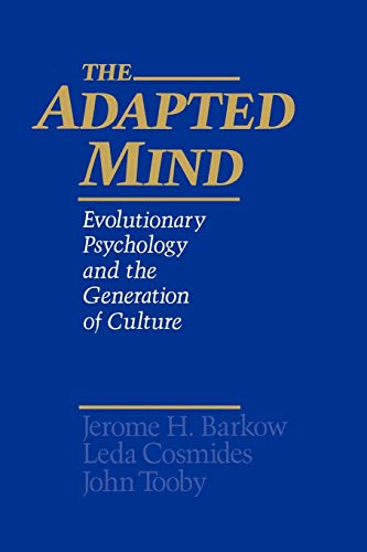 9780195101072: The Adapted Mind: Evolutionary Psychology and the Generation of Culture