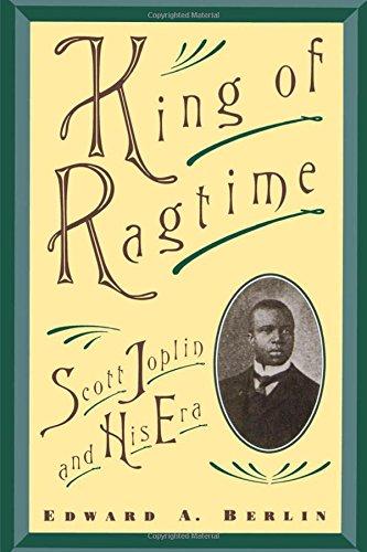 9780195101089: King of Ragtime: Scott Joplin and His Era