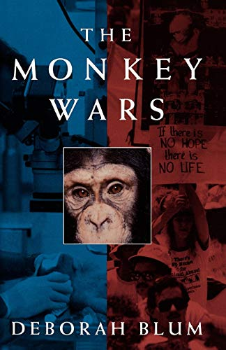 9780195101096: The Monkey Wars