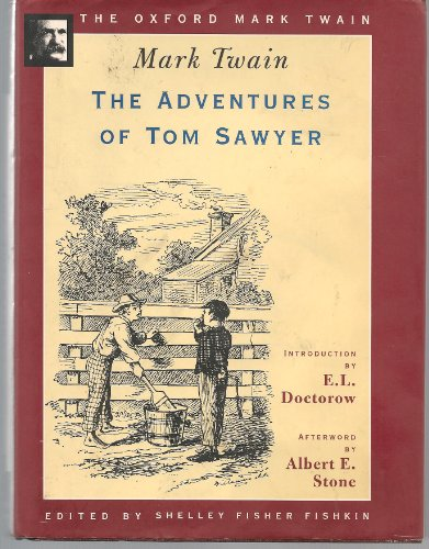9780195101362: The Adventures of Tom Sawyer (1876) (The Oxford Mark Twain)