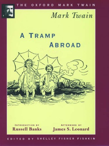 9780195101379: A Tramp Abroad (1880) (The Oxford Mark Twain)