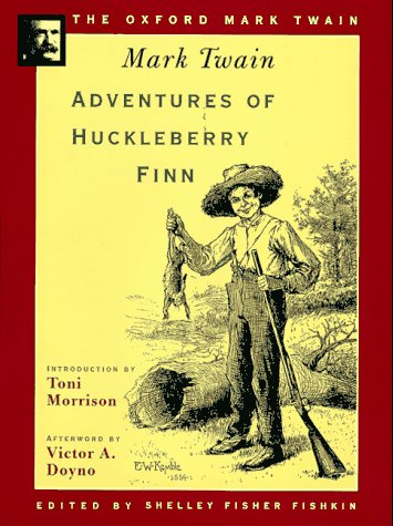 Adventures of Huckleberry Finn: Mark Twain (author);