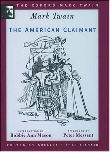 9780195101430: The American Claimant (1892) (The Oxford Mark Twain)