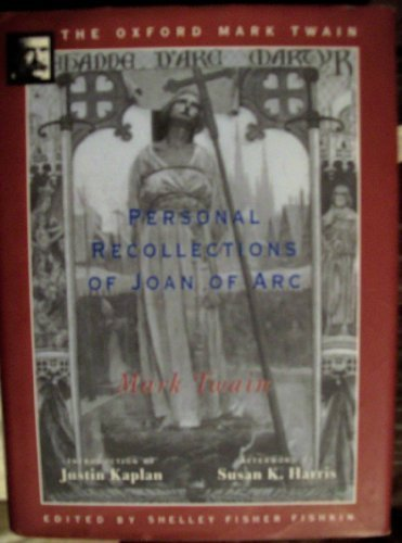 9780195101454: Personal Recollections of Joan of Arc