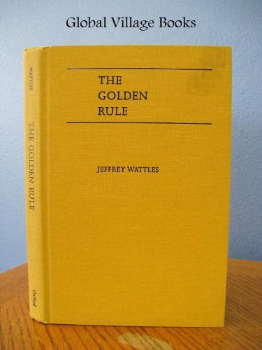9780195101874: The Golden Rule