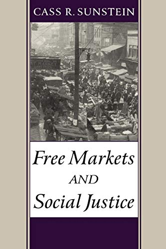 9780195102734: Free Markets and Social Justice