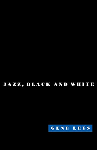 Cats of Any Color: Jazz Black and: Gene Lees