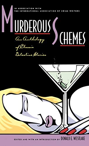 9780195103212: Murderous Schemes: An Anthology of Classic Detective Stories