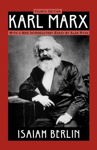9780195103267: Karl Marx: His Life and Environment
