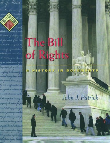9780195103540: The Bill of Rights: A History in Documents (Pages from History)