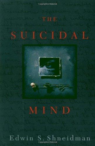 9780195103663: The Suicidal Mind