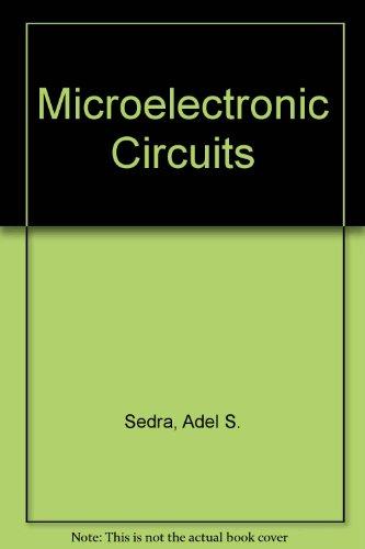9780195103694: Microelectronic Circuits/International Edition