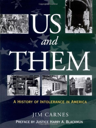 9780195103786: Us and Them: A History of Intolerance in America