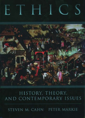 9780195104530: Ethics: History, Theory and Contemporary Issues