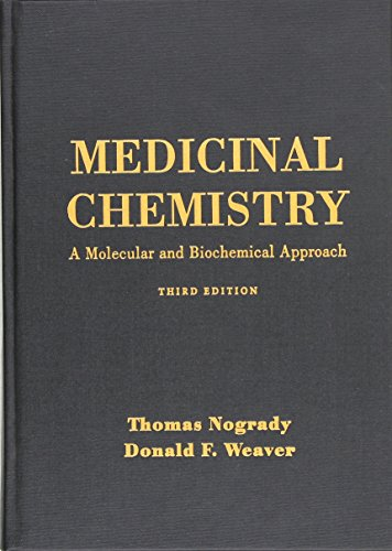 9780195104554: Medicinal Chemistry: A Molecular and Biochemical Approach