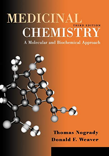 9780195104561: Medicinal Chemistry: A Molecular and Biochemical Approach