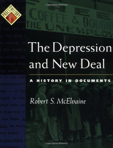 a history of the great depression by mcelvaine A look into how advertisements have adapted and changed over the course of american history  the great depression  great depression ed robert s mcelvaine.