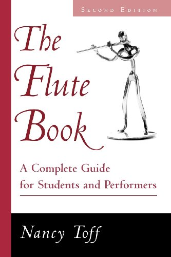 9780195105025: The Flute Book: A Complete Guide for Students and Performers, 2nd Edition