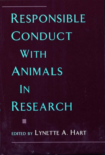 9780195105117: Responsible Conduct with Animals in Research