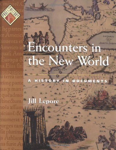 9780195105131: Encounters in the New World: A History in Documents (Pages from History)