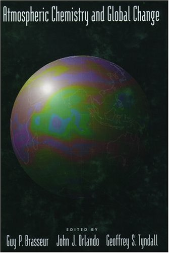 9780195105216: Atmospheric Chemistry and Global Change