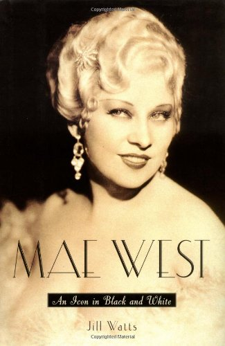 9780195105476: Mae West: An Icon in Black and White