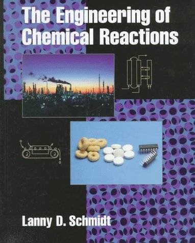 9780195105889: The Engineering of Chemical Reactions (Topics in Chemical Engineering)